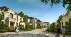 绿城雅园在售一期法式独院别墅,总价为700万/套起