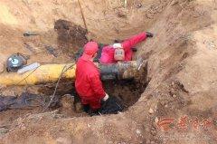 4人在铜川输油管线处打孔盗油致4吨原油泄漏