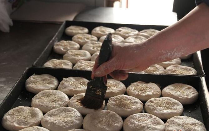 渭南非遗故事之富平太后饼:酥脆绵软没牙都能吃