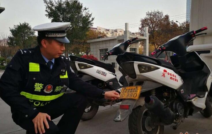 叫你飙车!铜川新区交警严打摩托车飙车和噪音