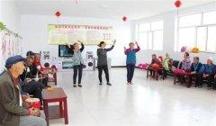 大荔创业者捐资百万 为村里老人建设幸福院