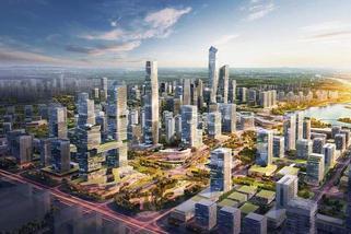 上半年西咸新区GDP同比增长10% 领跑全