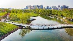 西安长安区沿��河由东向西规划建设7个