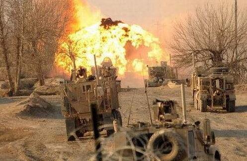 阿富汗发生两起路边炸弹爆炸袭击事件