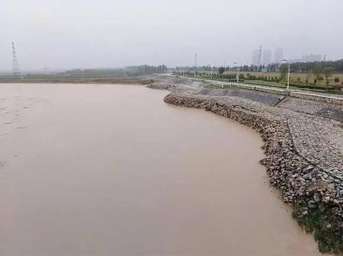 渭河渭南段出现超警戒水位
